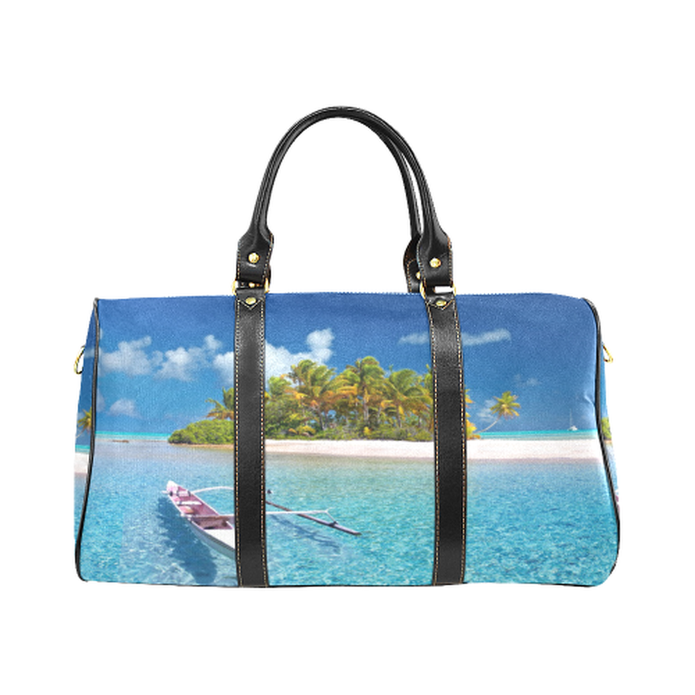 Polynesian Large Waterproof Travel Bag