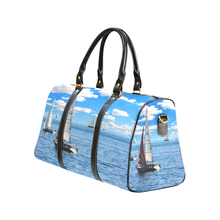 Sail Boat Large Waterproof Travel Bag