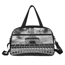 Eiffel Tower Weekend Bag