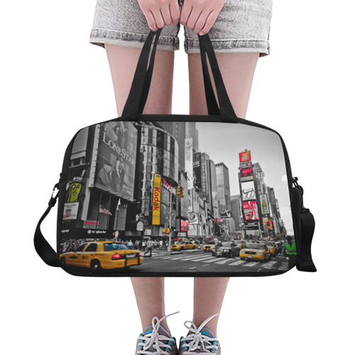 Times Square Weekend Bag