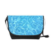Pool Saddle Purse