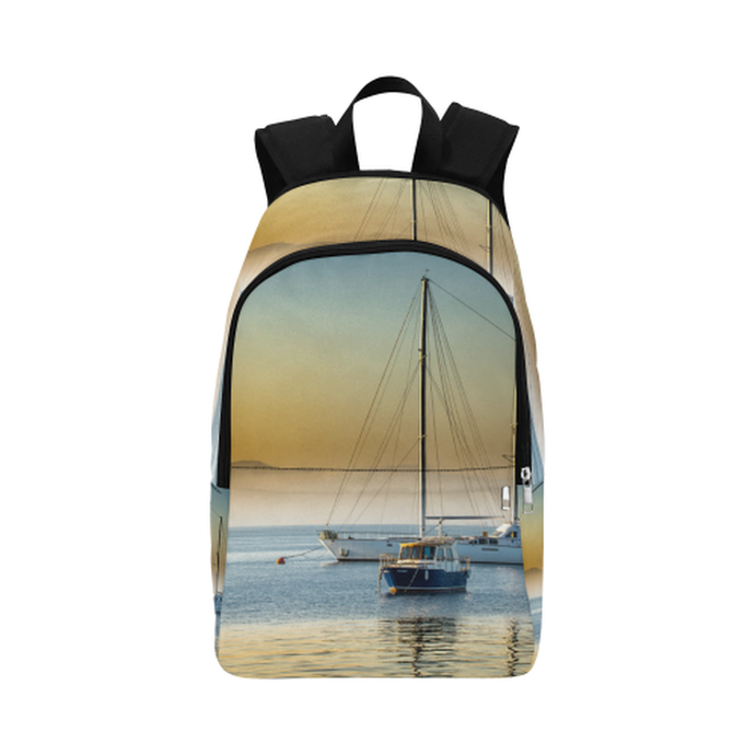 Calm Boats Backpack