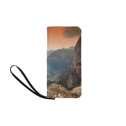 Zion Park Clutch Purse