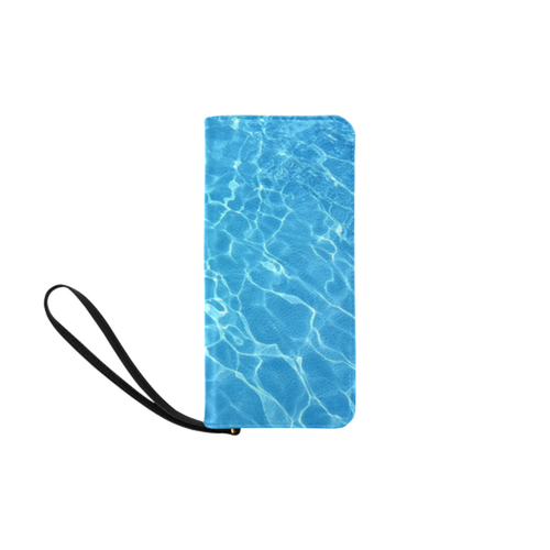 Pool Clutch Purse