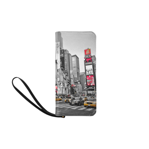 Times Square Clutch Purse