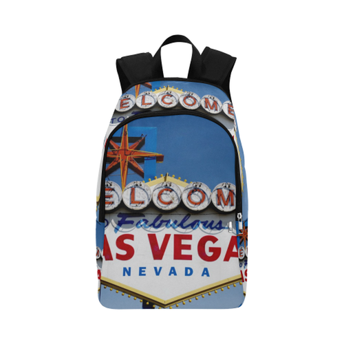 Las Vegas Sign Backpack