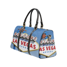 Las Vegas Sign Large Waterproof Travel Bag