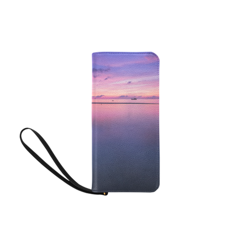 Sunrise Clutch Purse