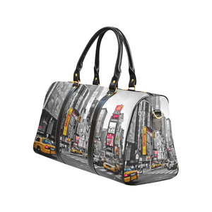 Times Square Large Waterproof Travel Bag