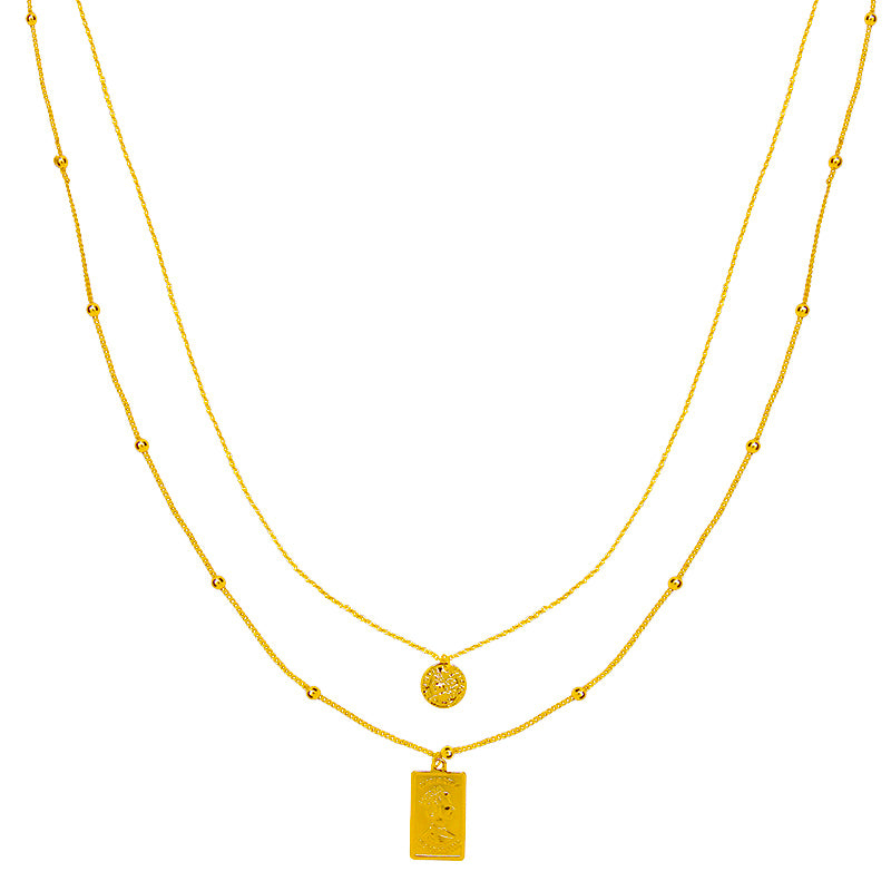 collier liseron - moosj