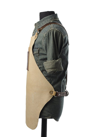 Image of Bison Oil Finished Work Apron - Just Glorious