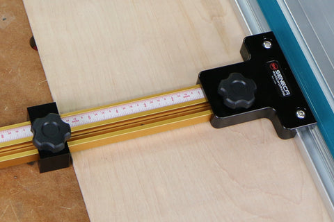 Blemish Parallel Guide System for Festool and Makita Track Saw Guide Rail (Without Incra T-Track)