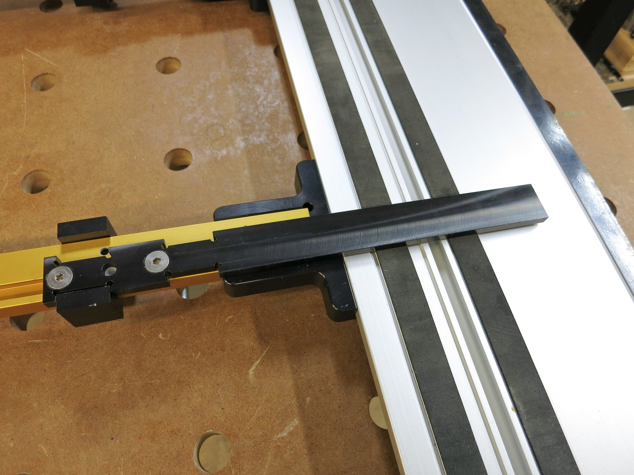 Parallel Guide System For Festool And Makita Track Saw