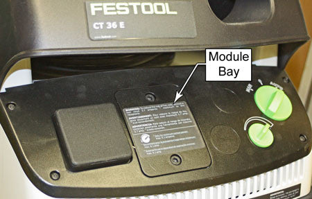 Image of Maxsys Remote Control for Festool CT Series Dust Extractors