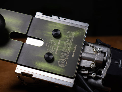Collector's Edition Zombie-Green Battleworn Domiplate™  - May 2019 Edition