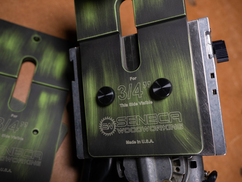 Collector's Edition Zombie-Green Battleworn Domiplate™  - October 2019 Edition