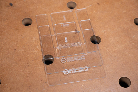 Offset Shims for Domiplate