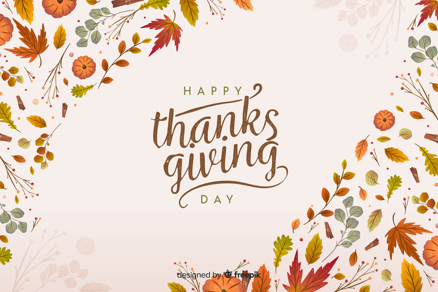 Help Us Give Thanks