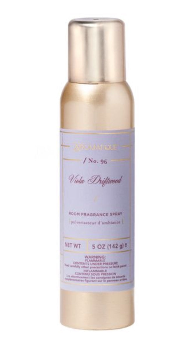 Aromatique - Viola Driftwood Aerosol Spray