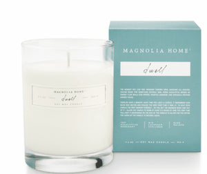 Boxed Dwell Candle - Magnolia Home