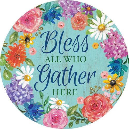 Bless & Gather Spring Accent Magnet