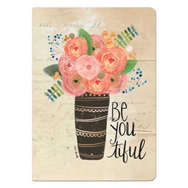 Be-You-Tiful Softcover Journal