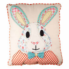 Load image into Gallery viewer, Vintage Bunny Pillow