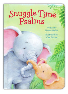 "Children's Book - ""Snuggle Time Psalms"""