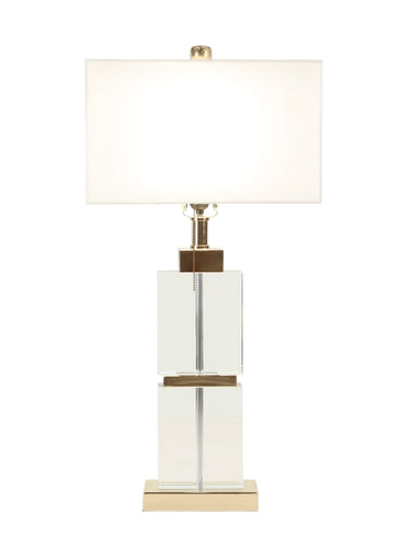 Metal Crystal Table Lamp 31
