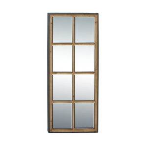 "Wood Wall Mirror 20""x 49"""