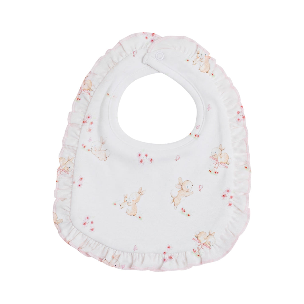 Mommy and the Bunnies Bib