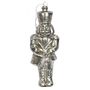 "6"" Antique Pewter Soldier"