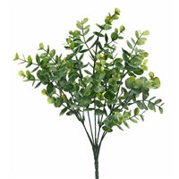 Eucalyptus Bush (x7) in Green
