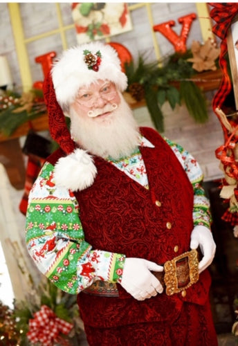 An Evening with Santa Benefitting the Shoals Dream Center {Ticketed Event}