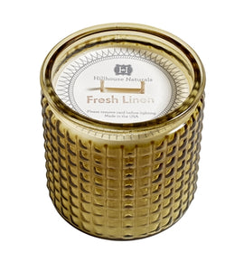 Fresh Linen 2-Wick Candle