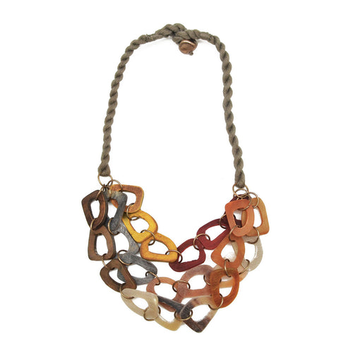 Anju- Omala Prem Chandelier Necklace