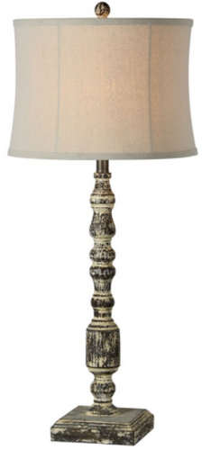 Louise Buffet Lamp