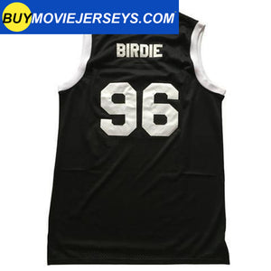 Above the Rim Shoot Out #96 BIRDIE Basketball Movie Jersey