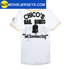 The Bad News Bears #12 Tanner Boyle Baseball Jersey