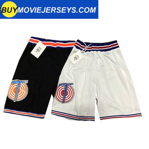 Space Jam Basketball Shorts Tune Squad Pants