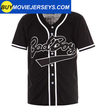 Load image into Gallery viewer, BadBoy #10 Biggie Unisex Hipster Hip Hop Button-Down Baseball Jersey