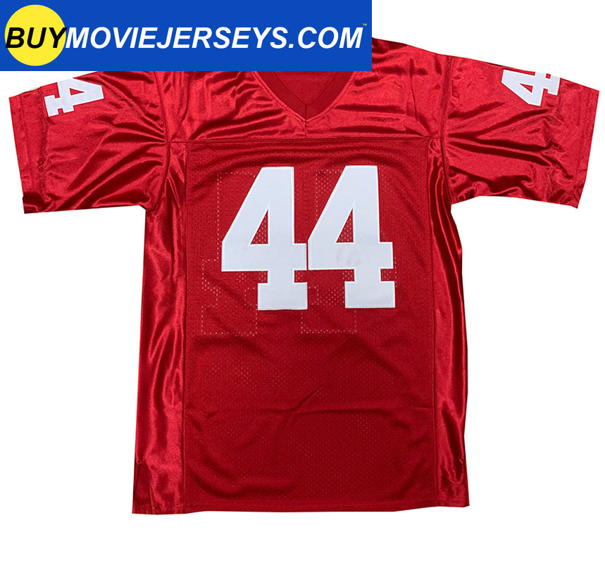 Forrest Gump Movie Jerseys Alabama Football Jersey #44 Red Color
