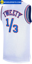Load image into Gallery viewer, Custom Space Jam Tune Squad Your Name Your Name Basketball Jersey