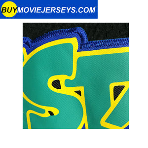 Space Jam MONSTARS #0 Basketball Jersey