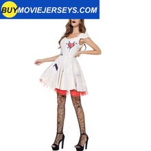 Load image into Gallery viewer, Voodoo Doll Costume Halloween Fancy Dress Cosplay for Adult and Kid