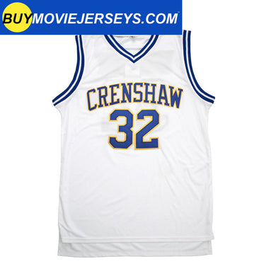 Love & Basketball Quincy McCall Jersey Monica Wright Basketball Movie Jersey