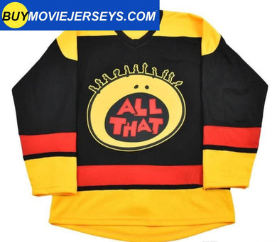 Kel Mitchell 00 All That Hockey Jersey