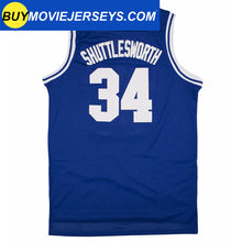 Load image into Gallery viewer, He Got Game Jesus Shuttlesworth Basketball Movie Jersey