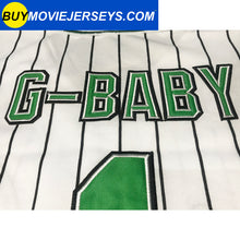 Load image into Gallery viewer, HARD BALL Movie Jerseys G-Baby #1 Kekambas Baseball Jersey