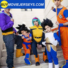 Load image into Gallery viewer, Dragon Ball Z Goku Cosplay Halloween Costume Kids Fancy Dress Up Outfit
